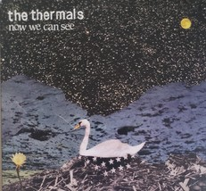 The Thermals Now We Can See  Single Promo CD Sleeve - $6.95