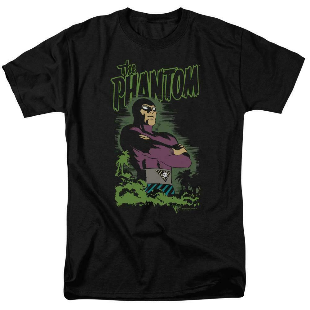 The Phantom t-shirt superhero retro comic book strip graphic tee KSF103