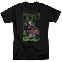 The Phantom t-shirt superhero retro comic book strip graphic tee KSF103 image 1