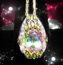 HAUNTED NECKLACE OPEM THE ANGELS EYES & ELIMINATE ALL DARKNESS OOAK MAGICK - $11,111.77