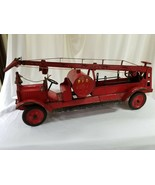 Vintage Antique 1920's Keystone Water Tower & Fire Ladder Truck - $741.51