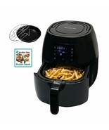 Avalon Bay Stainless Steel Healthy Air Fryer Kitchen Appliance - $90.06