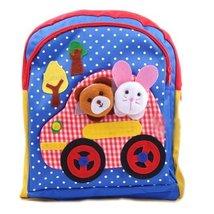 Bear&Rabbit Baby Mini Backpack Infant Lunch Bag Toddler Shoulder BLUE 1-4Y