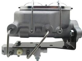 Universal Aluminum Proline Master Cylinder Bottom Mount Disc/Disc w/ Pro... - $193.03