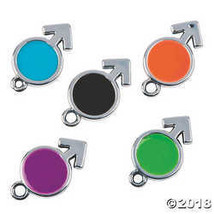 Mars Symbol Charms - $8.74