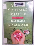 Animal, Vegetable, Miracle by  Barbara Kingsolver - Audiobook - MP3 CD - $19.79
