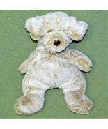 "11"" Gund MUSHMELLOWS DOG Bean Bag Plush Tan Stuffed Puppy Animal Toy 403... - $23.76"