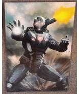 Avengers Iron Man War Machine Glossy Art Print 11 x 17 In Hard Plastic S... - $24.99