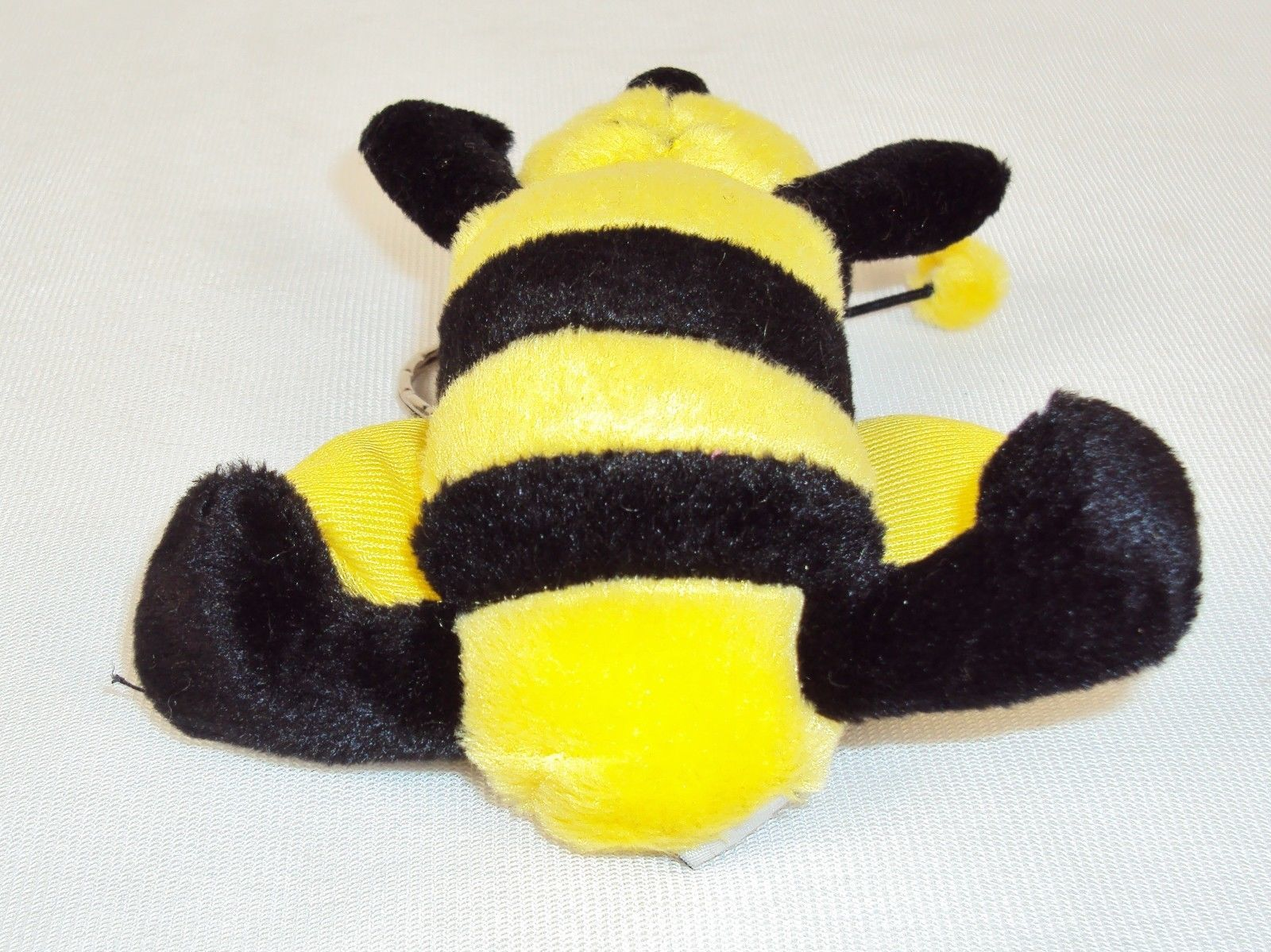 "4"" Plush Bee Keychain ~ CASE LOT OF 25 Pieces"