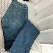 Juicy Couture Sz 31 Womens Jean Straight Leg image 1
