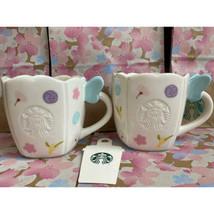 Starbucks SAKURA 2021 Mug Spring 355ml Original Limited Japan Brand New  - $128.25