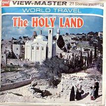 The Holy Land - ViewMaster 3 Reel Set - Stories from the Bible - $23.80