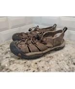 Keen  Hiking Sandal - Men's Size 11.5M -  Brown Sport Sandal - $27.94