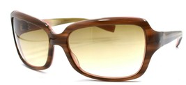 Oliver Peoples Dunaway OTPI Women's Sunglasses Brown Over Pink / Green Gradient - $67.62