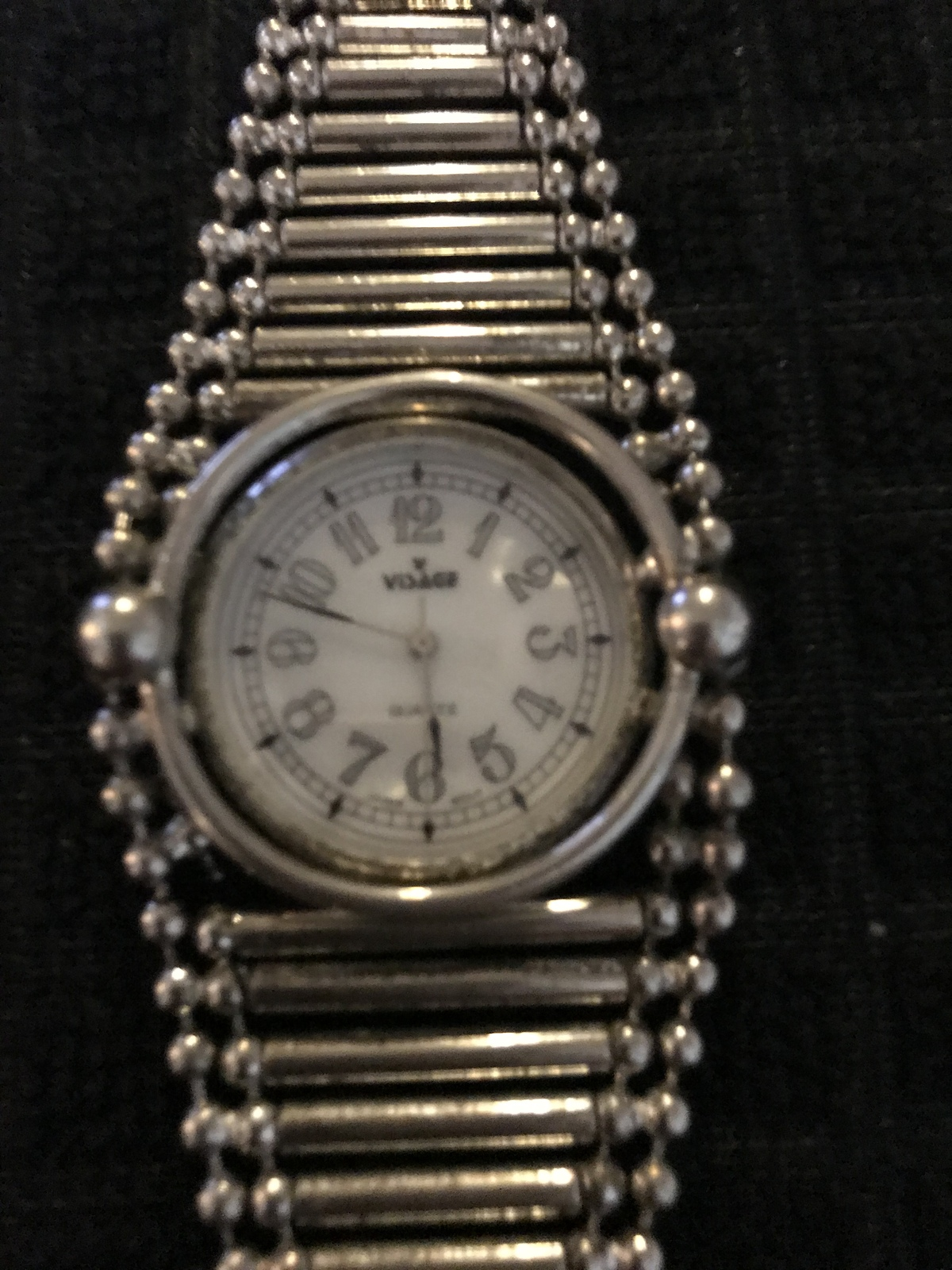 Primary image for Vintage 1980s Visage Women's Wrist Watch