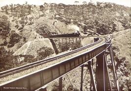 Railway viaduct, Adelaide Hills -  (Original 1920's Print) -  Framed  Pr... - $59.00
