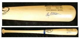 Corey Patterson Signed Autographed Rawlings BigStick Baseball Bat (SA COA) - $79.99+