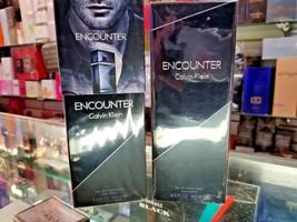 Encounter By Calvin Klein 3.4 Oz 100 Ml Or 6.2 Oz 185 Ml Edt Spray * Sealed Box - $69.99