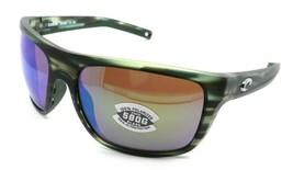 Costa Del Mar Sunglasses Broadbill 60-16-123 Matte Reef /Green Mirror 58... - $245.00