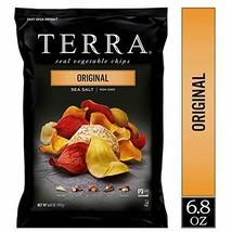 TERRA Original Chips with Sea Salt, 6.8 oz. - $5.11