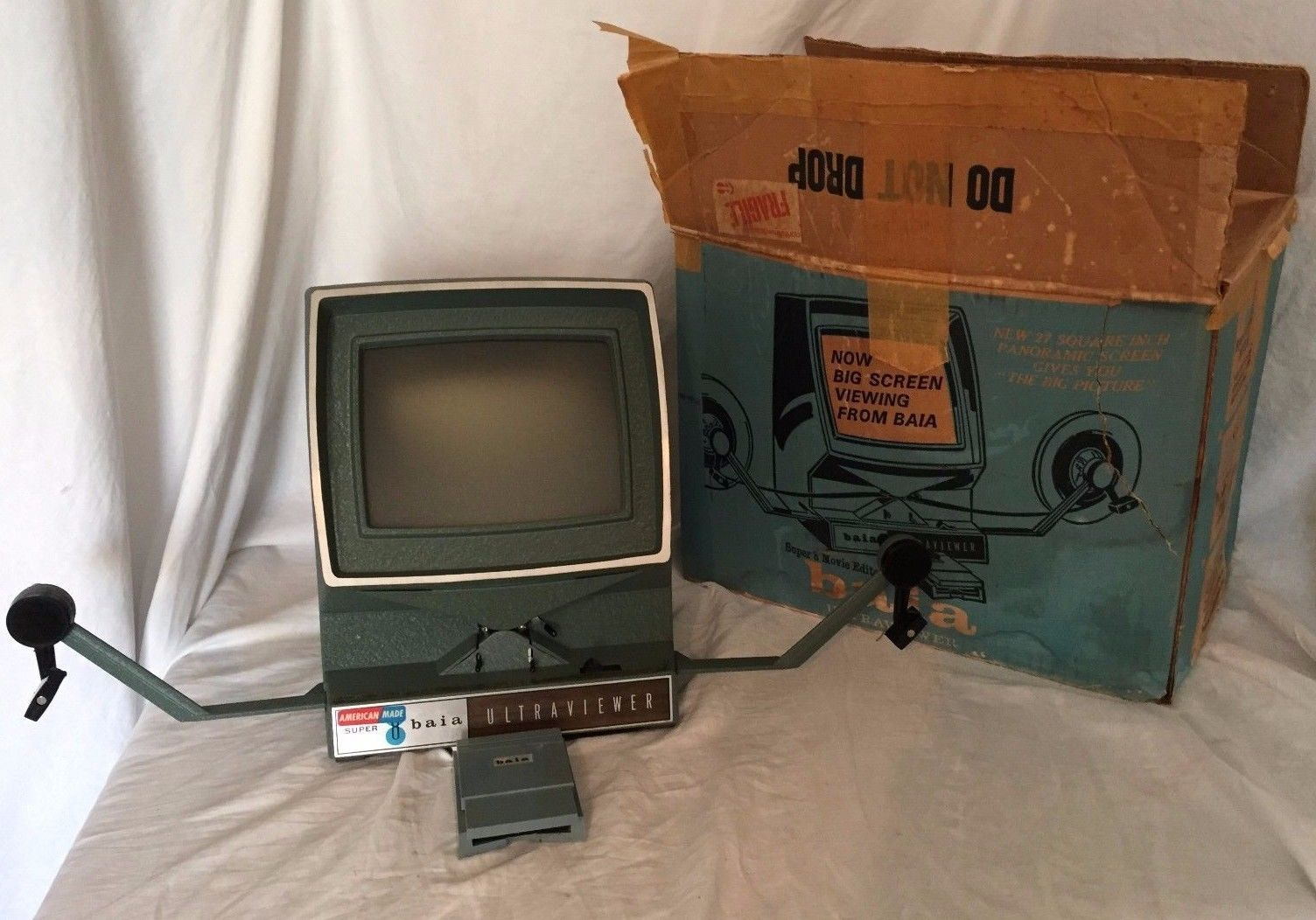 Vintage Baia Super 8 Ultraviewer Movie and 50 similar items