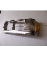 1989 1988 GRAND MARQUIS LEFT SIGNAL MARKER LIGHT HEADLIGHT TRIM BEZEL OE... - $167.31