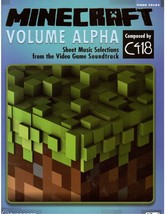 Minecraft Volume Alpha Piano Sheet Music from the Video Game Soundtrack ! - $13.54