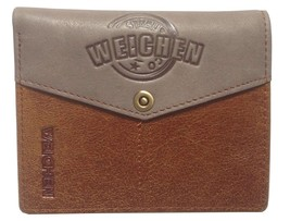 Weichen Soft Cow Leather Wallets Top Quality Bifold Wallets - $14.69