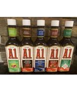 A1 Steak Sauce Sample Pack Of 5.  -  10 Oz Glass Bottles - $65.99