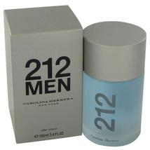 212 by Carolina Herrera After Shave 3.4 oz for Men - $60.89