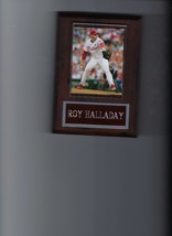 ROY HALLADAY PLAQUE BASEBALL PHILADELPHIA PHILLIES MLB - $2.86