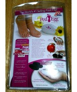 NEW Ped Egg The Ultimate Foot File - Removes Callous & Dry Skin 09729801... - $19.57
