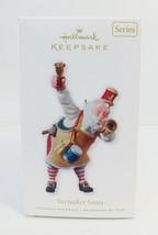 Hallmark Keepsake Ornament 2010 Toymaker Santa #11 in Series Horn Series... - $11.26