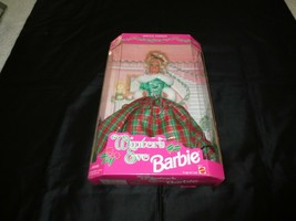Unopened MATTEL 1994 WINTER'S EVE Collector BARBIE DOLL - Special Edition - $14.85
