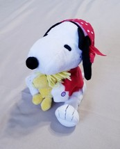 Gemmy Snoopy And Woodstock Halloween Animated Pirate Musical Dance 2011 ... - €24,70 EUR