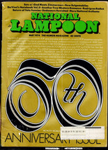 National Lampoon #50, May 1974 - 50th Issue, Son-O-God vs Zimmerman - $11.00