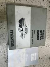 1990 Mazda B2200 B2600 TRUCK Service Repair Workshop Shop Manual OEM Set W EWD - $247.45