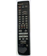 Panasonic VCR Remote Control with Scanner - $9.89