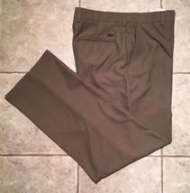 IZOD * Mens Khaki Casual Pants * Size 32 x 32 * EXCELLENT - $7.99