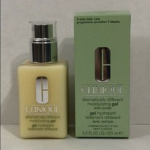 CLINIQUE ~ Dramatically Different Moisturizing Gel with pump 4.2 oz / 125 ml  - $33.44