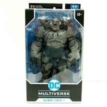 McFarlane Toys DC Multiverse Batman EARTH-1 Devastator Dark Nights Metal... - $41.15