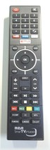 Genuine Rca RNSMU5536-B Roku Led Lcd Tv Remote Control - $19.79