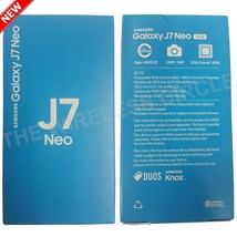 "Samsung Galaxy J7 Neo 16GB J701M/DS Dual SIM 4G Factory Unlocked 5.5"" 13... - $182.50"
