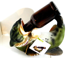 Boozy Bass Bottle Holder by Foster and Rye - $18.69
