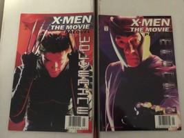 X-Men The Movie Prequel 2000 VF+ Condition Magneto & Wolverine Marvel Co... - $4.49