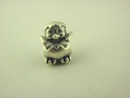 PANDORA Hatching Chick Charm in Sterling Silver - $36.25