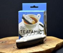 Titanic Ship Tea Infuser Teatanic by Fred  - $8.64