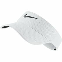 NEW! Nike Women's Golf Perforated Sport Visor-White - $49.38