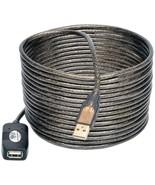 Tripp Lite U026-016 USB 2.0 Active Extension Cable, 16ft - $35.14