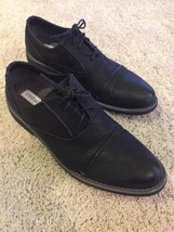 Steve Madden P-Urse Men US 9.5 B Black Oxford - $65.44